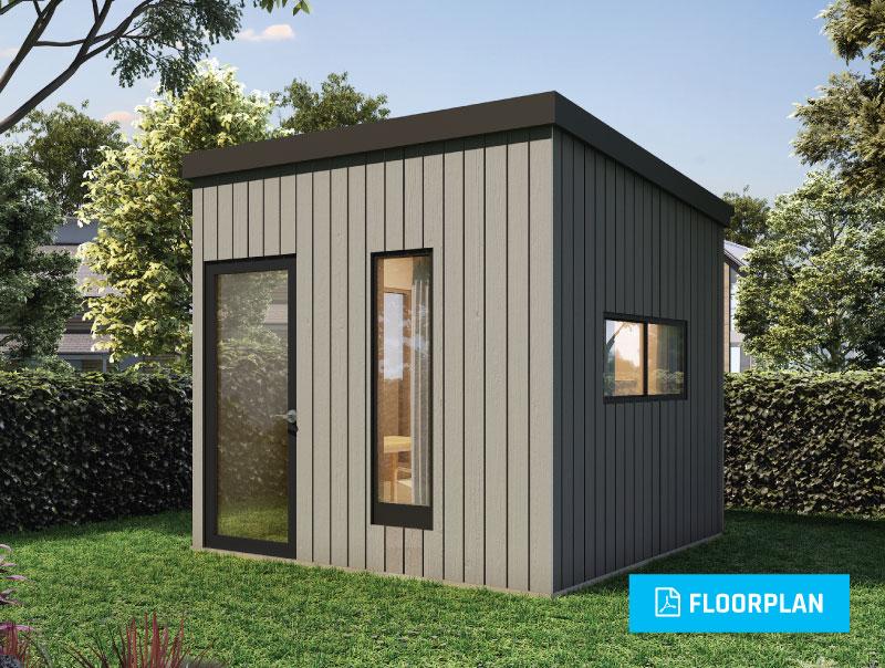 Small Office Pod for Garden